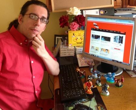 """Vander Fujisaki de SOS Gamers: """"en las revistas especializadas hay poca información sobre videojuegos infantiles"""""""