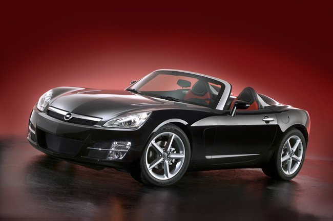 Opel GT (2006)