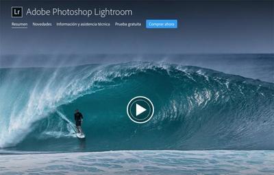 Si quieres usar el próximo Lightroom, el 6, hazte con un sistema operativo de 64 bits