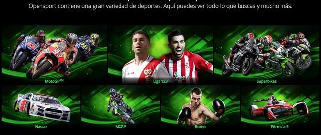 Opensport