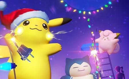 Pokémon GO se apunta a celebrar la Navidad con unos eventos de lo más especiales. Esto es todo lo que se avecina