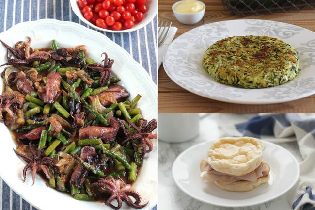11 recetas ligeras y saludables con solo tres ingredientes (o menos) para para adelgazar sin matarse en la cocina
