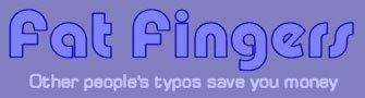 Fat Fingers, consigue gangas gracias a errores tipográficos