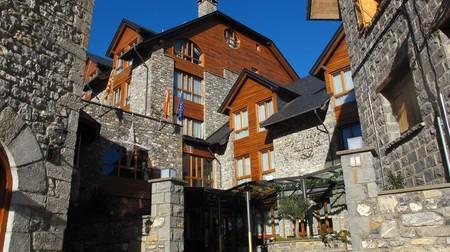 Hoteles en el Pirineo