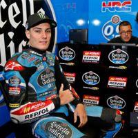 Jorge Navarro sube a Moto2 en 2017, y lo hará optando a todo con el Federal Oil Gresini