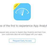 App Analytics, la nueva herramienta de estadísticas empieza a llegar a los desarrolladores