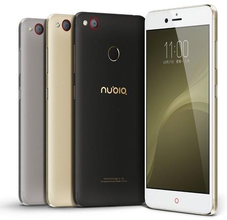 Nubia Z11 miniS: más pantalla, mejor procesador y más RAM para la gama media-alta