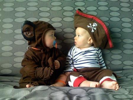 No a todos los niños les gusta disfrazarse