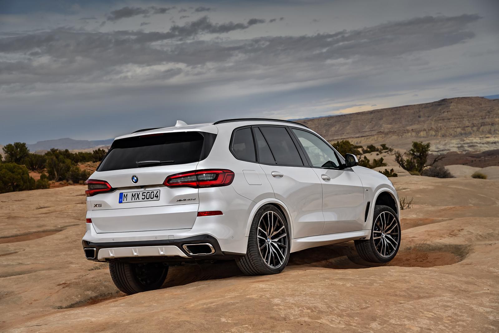 Foto de BMW X5 2018 (18/45)