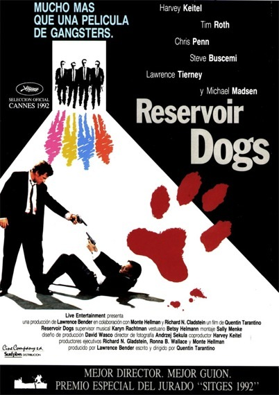 reservoir dogs cartel spain