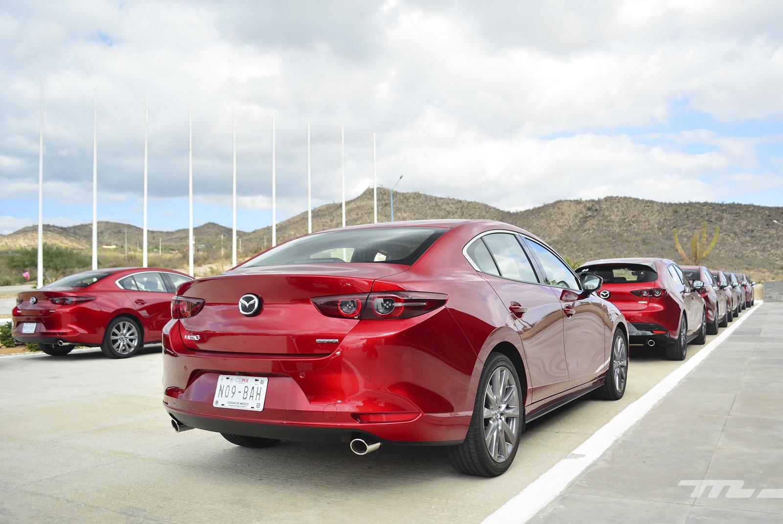 Foto de Mazda 3 2019 en México (8/27)