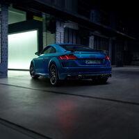 Audi TT 45 TFSI S Line Competition Plus, el deportivo continúa su despedida con una edición especial más