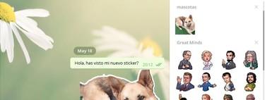 Cómo crear tus propios stickers en Telegram paso a paso