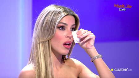 'MyHyV': Oriana Marzoli explota entre lágrimas por los consejos de Ruth Basauri y le pide perdón a Iván González