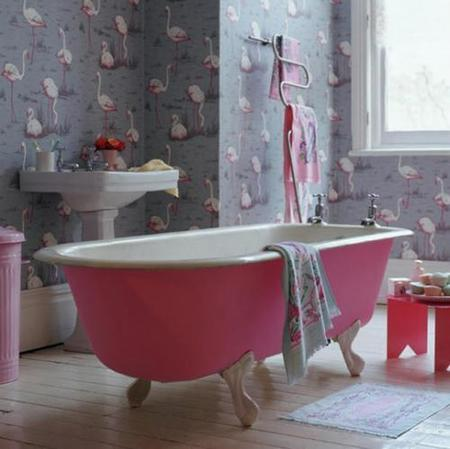 Cinco ideas para una bañera exenta
