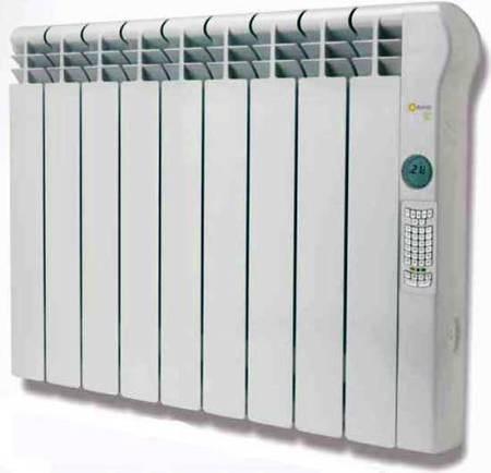 ¿Cuánto dinero cuesta tener un radiador eléctrico encendido todo el día?