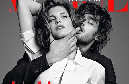 """¿Es la fotografía una herramienta sexual o violenta? Vogue acusada de """"Violencia doméstica"""""""