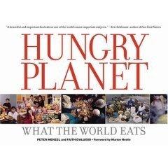 Hungry Planet: ¿qué comen las familias del mundo?