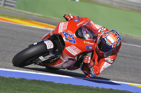 Stoner Ducati 2007 Motogp