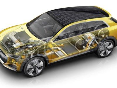 Audi será la punta de lanza del grupo Volkswagen con la pila de combustible de hidrógeno