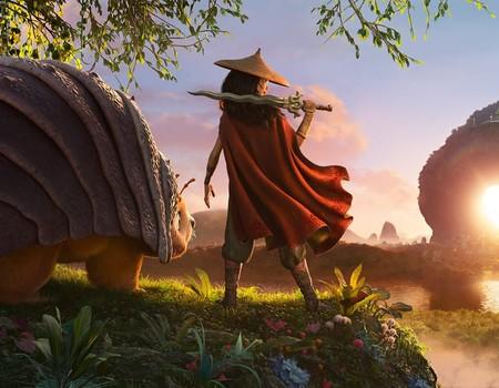 'Raya y el último dragón': los detalles de la próxima película animada de Disney inspirada en Asia