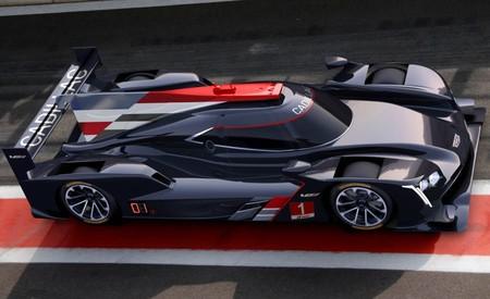 Cadillac regresa a las grandes ligas de las carreras de resistencia con el DPi-V.R