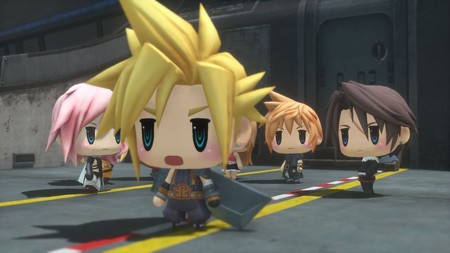 World Of Final Fantasy 03