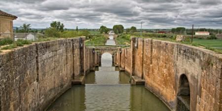 Canal De Castilla Medina De Rioseco Valladolid 05