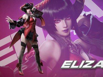 Eliza será uno de los DLC para Tekken 7