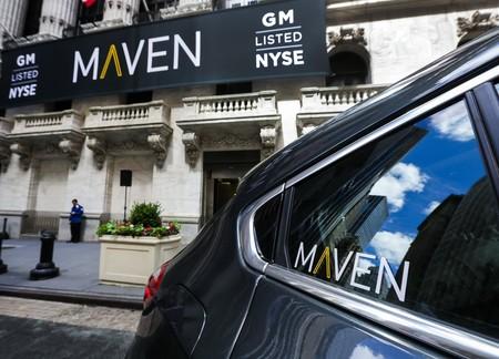 Si tienes un coche de General Motors en Estados Unidos, ahora puedes compartirlo a través de Maven