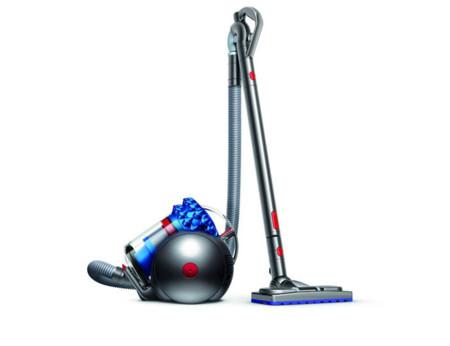 Dyson sigue apostando por electrodomésticos innovadores y llamativos con su aspiradora Dyson Cinetic Big Ball