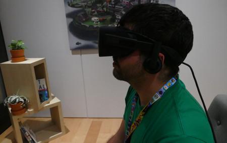 Hemos probado Oculus Rift, el rey de la realidad virtual en el E3, hasta aquí han llegado