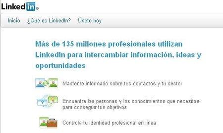 ¿Usas LinkedIn como herramienta comercial?