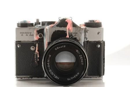 Varios momentos históricos que pusieron en peligro a la fotografía