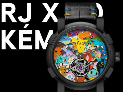 Un fabricante suizo creó un hermoso reloj de Pokémon, pero tendremos que desembolsar 250,000 dólares para tenerlo