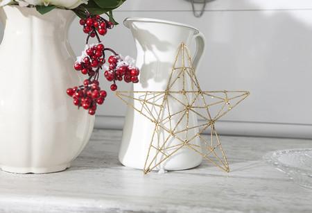 13 piezas muy chic para la decoración navideña