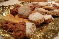 Postres saludables para las comidas navideñas (II): mazapanes