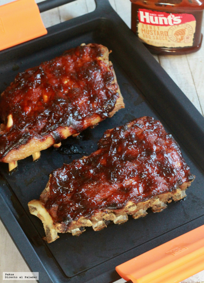 BBQ Ribs New York la receta definitiva de costillas de cerdo a la ...