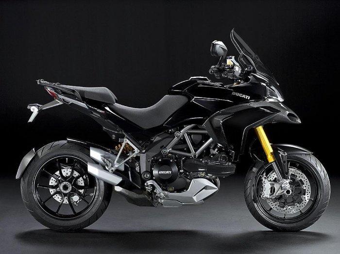 Foto de Ducati Multistrada 1200, fotos filtradas (1/6)