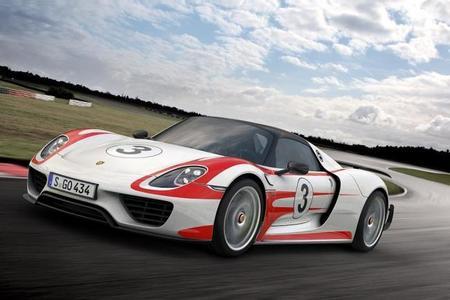 El Porsche 918 Spyder se supera a sí mismo