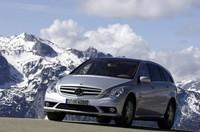 Mercedes-Benz renueva la Clase R