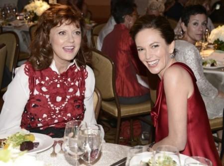 Duelo de estrellazas con mucha vida: Diane Lane vs Susan Sarandon