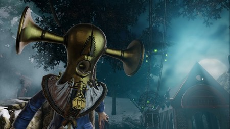 'BioShock Infinite' nos muestra más Heavy Hitters. Los Boys of Silence entran en escena