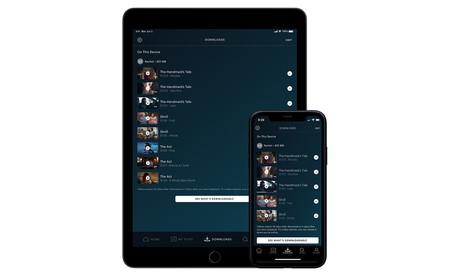 Los usuarios de iPhone y iPad ya pueden descargar contenido para ver sin conexión en Hulu y en Android la mejora llegará pronto