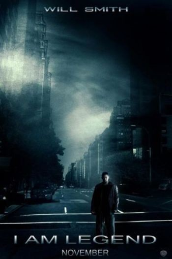 Primeros (y falsos) posters de 'I Am Legend'