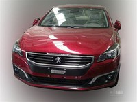 Peugeot 508, imagen filtrada del nuevo modelo