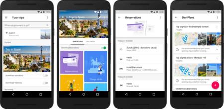 Google Trips, así es la aplicación de viajes de Google que ya puedes descargar en Android y iOS
