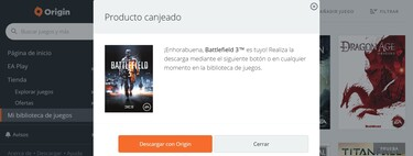 Cómo conseguir Battlefield 3 gratis para Origin en PC con Amazon Prime Gaming