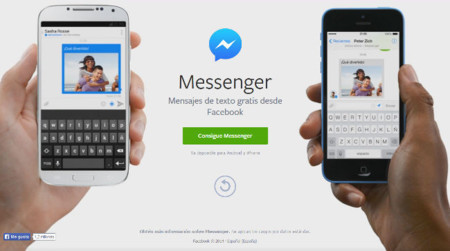 Facebook Messenger Mobile