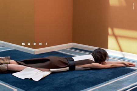 Los visuales artísticos llenos de sentido y sensibilidad de la primera campaña de Marni
